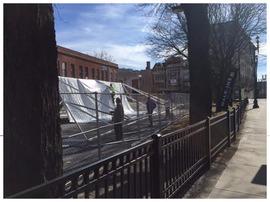 Galvanized Fence panels in Schenectady
