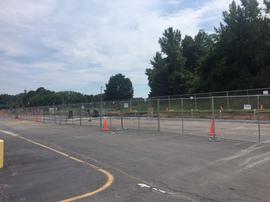 Barrier Fence rental Guilderland NY