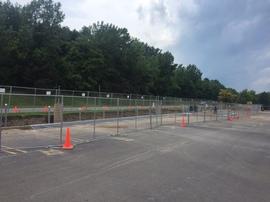 Temporary fencing Colonie, NY