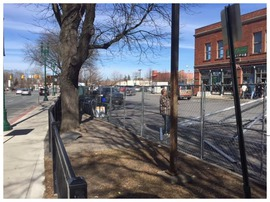 Temporary fence for crowd control Schenectady NY